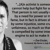 ko je aktivista